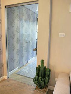 Eclisse Syntesis glass door