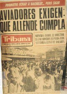 Los 1000 Días De Allende: Diarios de época - Gobierno de Allende Montevideo, Cold War, Pictures, Memes, Santiago, Bicycle Kick, Journaling, Photos, Photo Illustration