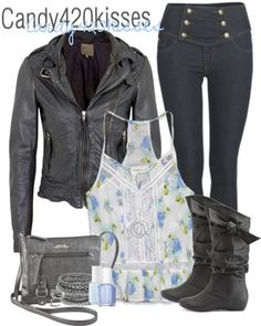 """Untitled #657"" by candy420kisses on Polyvore"