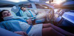 Los #CochesAutonomos son realmente seguros, pero #conducen como tu abuela...