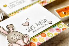 Simon Says Stamp   I Think You're A Cool Chick. Quick watercolor cards – March 2017 Card Kit