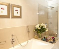 Recreate Bonang Matheba's whimsical home Silver Walls, Interior Decorating, Interior Design, Creative Decor, Dream Bedroom, Houzz, Own Home, Corner Bathtub, Luxury Furniture