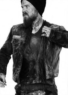 """Ryan Hurst's """"Opie"""" on Sons of Anarchy"""