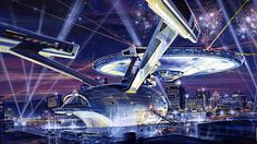 How Las Vegas missed out on a life-sized Starship Enterprise