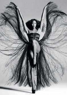 Naomi Campbell Taschen Magazine Winter 2013-2014