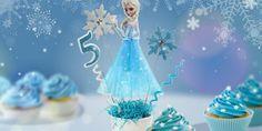 Monte uma Festa da Frozen simples e perfeita. Veja várias dicas com muitas fotos de festa de aniversário da Frozen para fazer uma festa inesquecível!