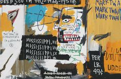 Jean-Michel Basquiat, UNDISCOVERED GENIUS OF THE MISSISSIPPI DELTA (Estimate Upon Request) | Sotheby's Contemporary Art Sale