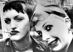 poprosze dwa banany by ~PeachDaub on deviantART Skinhead Girl, Teddy Boys, Rude Boy, Youth Culture, Psychobilly, Kinds Of People, Rockabilly, Punk, My Style