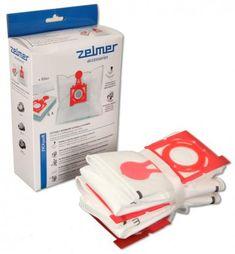 sáčky do vysavače Zelmer  - ZVCA300B (pův. označení A 49.4200, typ SAF-BAG)
