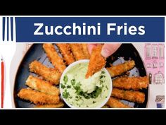 Zucchini Fries with