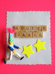 Happy birthday  www.juffrouwgans.nl