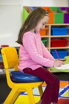 Best Selling Sensory and Tactile Classroom Resources - Sensory and tactile resources are great for helping students focus, keeping them calm and providing proprioceptive input Proprioceptive Input, Special Needs Resources, Tactile Stimulation, Blue Cushions, Teaching Aids, Improve Posture, Two By Two, Pumps, Classroom Resources