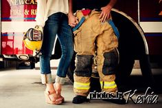 Oklahoma Engagement Pictures Photos by Keshia  Fire fighter engagment session