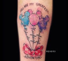 New Tattoo Disney Family Mickey Mouse Ideas Tattoo New Tattoo Disney Family Mickey Mouse Ideas Mickey Tattoo, Disney Tattoos, Disney Sleeve Tattoos, Mickey Mouse Tattoos, Kid Tattoos For Moms, Tattoos With Kids Names, Tattoos For Daughters, Mama Tattoos, Twin Tattoos
