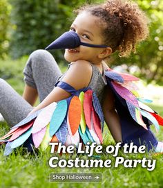 The Life of the Costume Party. Shop Halloween.