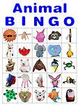 Tons of Free Printable Bingo Cards for Any Classroom or Get-Together: Animal Bingo Cards