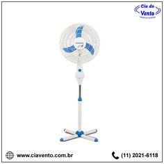 Ventilador de Coluna (Pedestal) 40 cm Ventisol Notos Grade de Plástico. Peça já o seu! (11) 2021-6118