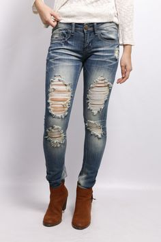 Peach Skinny Jean | Peach skinny jeans, Products and Peaches