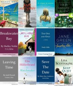 2014 Must Read Books-- might have to look for some of these at the used book store
