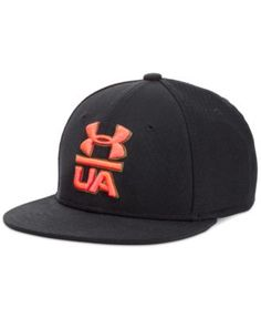 bac1cde90d9 Under Armour Boys  Eyes Up 2.0 Stretch Fit Hat   Reviews - Kids - Macy s