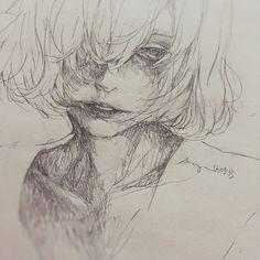 in 2019 - art drawings, art sketches en pencil Manga Drawing, Manga Art, Anime Art, Inspiration Art, Art Inspo, Cool Sketches, Cool Drawings, Character Art, Character Design