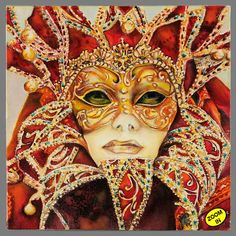 Venice Festival Mask