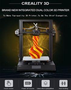Color 3d Printer, Desktop 3d Printer, 3d Printer Kit, Best 3d Printer, 3d Printer Supplies, Green Building, Diy Kits, Large Prints, 3d Printing