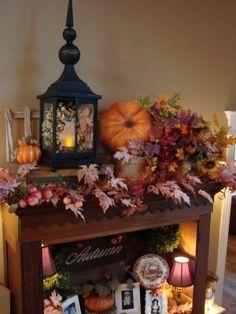 An Autumn Housewarming….. | Sugar Pie Farmhouse by ursula