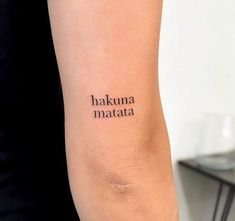 56 Meaningful Quote Tattoos To Inspire Lifetime Positivity - Our Mindful Life