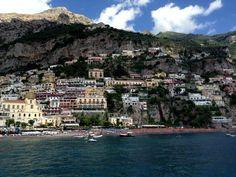 Positano, Italy. #travel