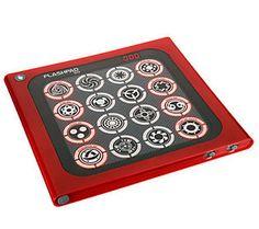 FlashPad 3.0 LED Touchscreen Handheld Game w/Score Reader, Light & Sound