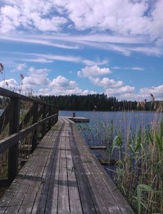 Finnish summer and lake❤️