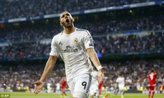 Real Madrid are prepared to sell striker Karim Benzema this summer