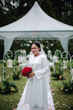 visual, by jepxjay Wedding Veil, Wedding Gowns, Dream Wedding, Wedding Things, Muslimah Wedding Dress, Modest Wedding Dresses, Malay Wedding Dress, Wedding Preparation, Wedding Photos