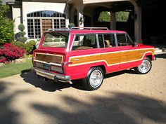 1985 Jeep Wagoneer so rare and so awesome