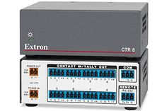 Extron Adds Contact Closure Control Module for Switchers