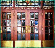 Toronto Theatre District