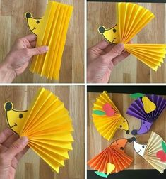 Одноклассники Bible Crafts For Kids, Fall Crafts For Kids, Diy Arts And Crafts, Art For Kids, Paper Roll Crafts, Paper Plate Crafts, Autumn Crafts, Spring Crafts, Crafty Craft
