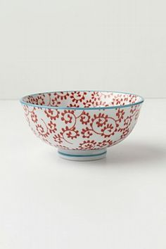 """Love this little """"inside out"""" bowl from Anthro!"""