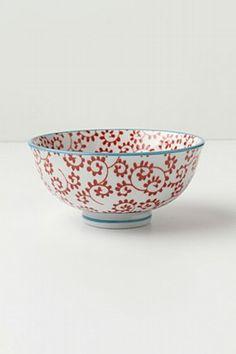 Vine bowl