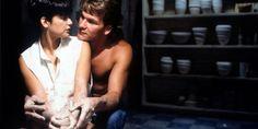 La scène de la poterie est devenu un des moments les plus cultes du cinéma. Patrick Swayze, Demi Moore, Harrison Ford, Bruce Willis, Lisa Niemi, Kevin Bacon, Mickey Rourke, Nicolas Cage, Dirty Dancing