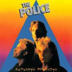 Police :Zenyatta Mondatta