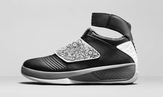 "Air Jordan XX Retro ""Cool Grey"""