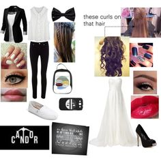 """#Divergent: #CANDOR"" by spookyslueth on Polyvore"