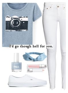 """""""Casual Camera outfit"""" by daiserz ❤ liked on Polyvore featuring Vans"""