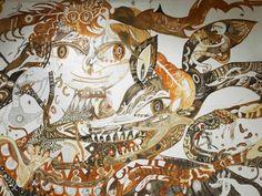 ASAI Yusuke 淺井裕介滞在制作展「八百万の物語 -強く生きる 繰りかえす-」 | 国際芸術センター青森・ACAC
