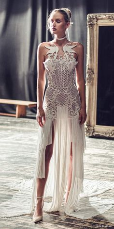Bridal Collection, Dress Collection, Elegant Outfit, Couture Fashion, Pretty Dresses, Wedding Gowns, Chapel Train, Bride, Style Inspiration