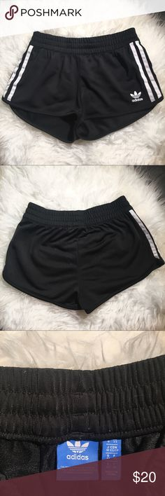 Black Adidas Shorts These are too cute (one of my favs) and I hate to try and sell it but college is drinking my funds up adidas Shorts