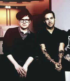 Patrick and Pete