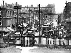 1927 York Street Streetcars